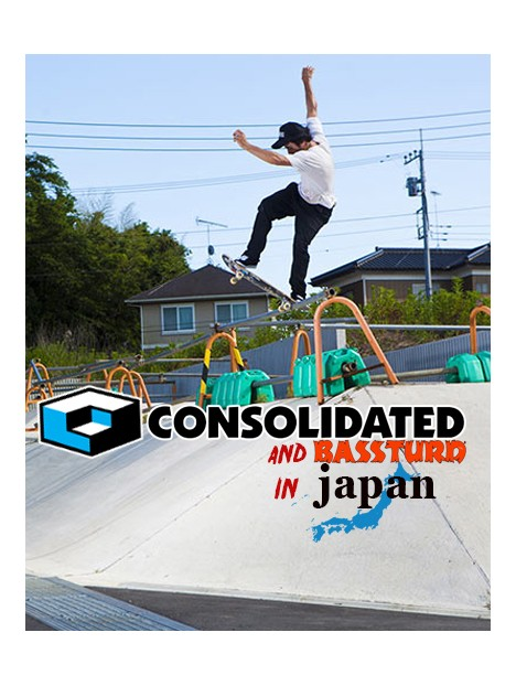 CONSOLIDATED AND BASSTURD IN JAPAN