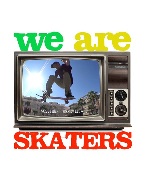 We Are Skaters. Session - Torrevieja