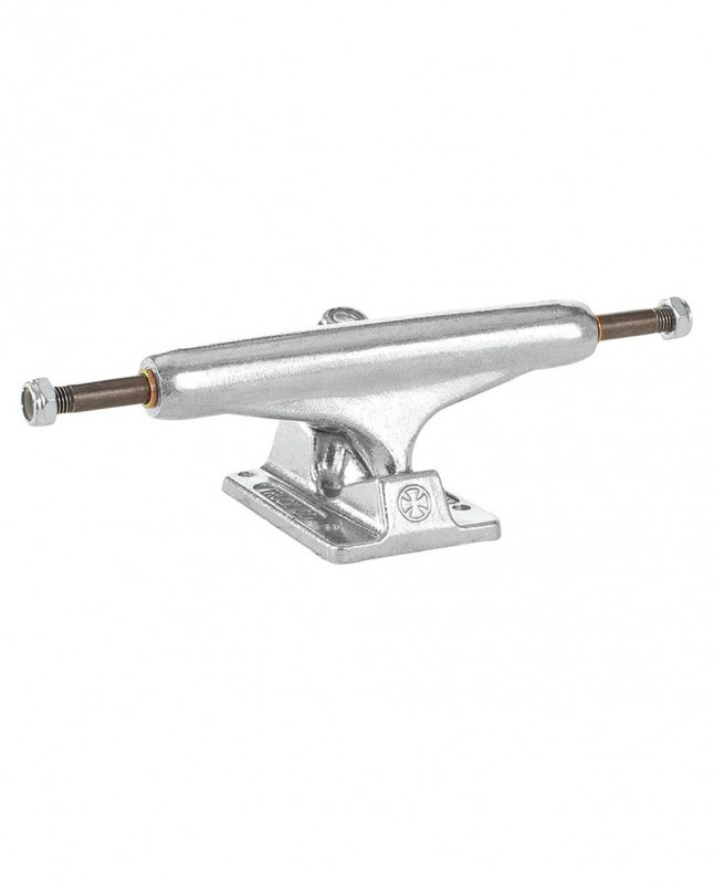129MM INDEPENDENT LOW SILVER TRUCKS