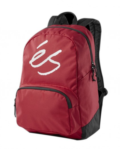 ES DOMUS BACKPACK RED
