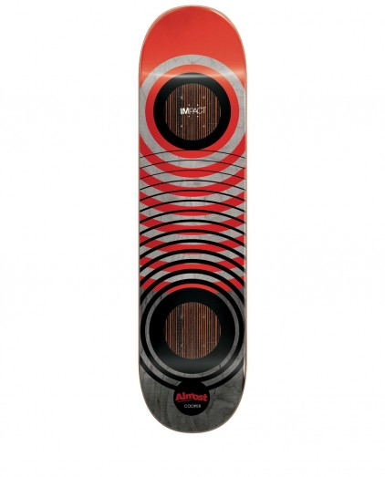 ALMOST COOPER RED RINGS IMPACT 8.2