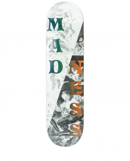 MADNESS SPLIT OVERLAP 8.0