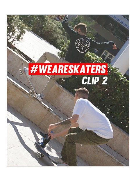 WE ARE SKATERS CLIP 2