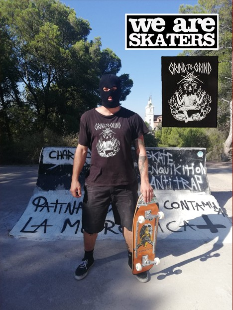 LA MORENICA X WE ARE SKATERS